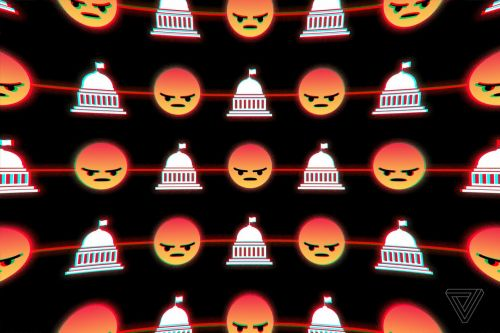 Congress pressures tech companies to ban more accounts