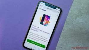 Telus brings back $75/20GB unlimited data plan option