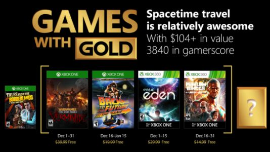 Every Xbox One and Xbox 360 game you can download for free in December