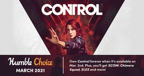 Deals: Get Control, XCOM: Chimera Squad, ELEX, and More for PC All for $12