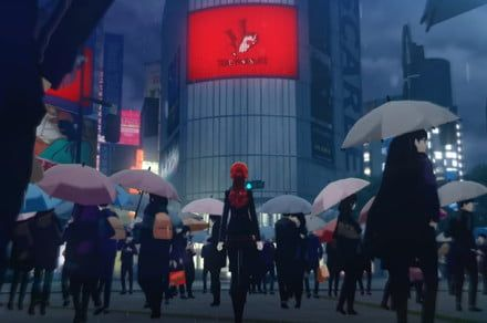 Atlus reveals Persona 5 The Royal, teases mysterious new female character