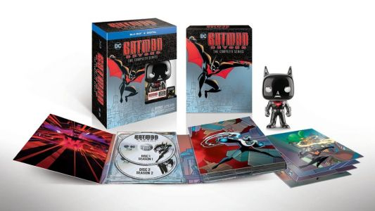 BATMAN BEYOND Blu-ray Confirmed During 20th Anniversary Comic-Con Panel