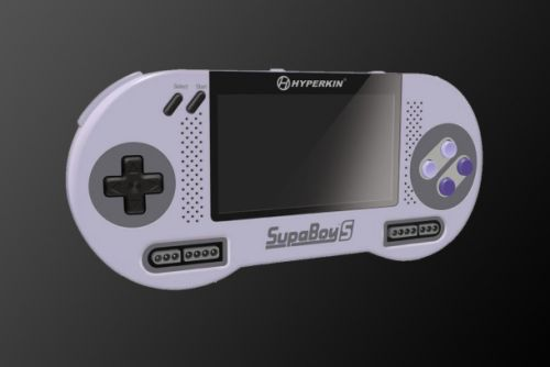Nintendo's Switch and SNES Classic are the hottest consoles today - the SupaBoy S combines them