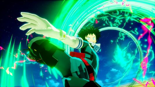 My Hero Academia Game, One's Justice, DLC Characters Announced