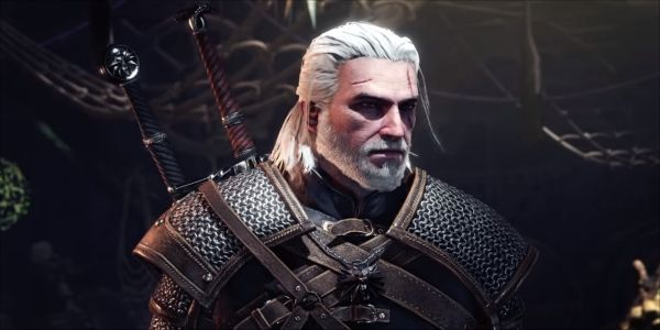 The Witcher's Geralt Is Coming To Monster Hunter World
