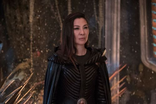 A new 'Star Trek' spinoff is in the works starring Michelle Yeoh