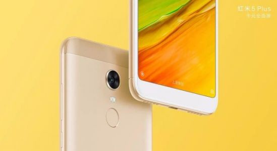 Xiaomi Redmi 5 Plus 4GB/64GB only $175.97 & More at Lightinthebox