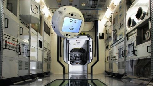 NASA's adorable space station AI had an emotional meltdown in his debut