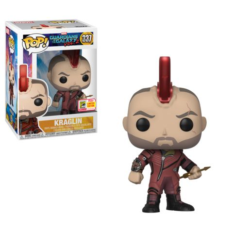 Comic-Con 2018: Exclusive Marvel Funko Pops Call Down The Thunder
