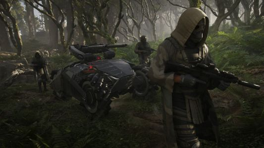 Operation Amber Sky Comes To Ghost Recon Breakpoint