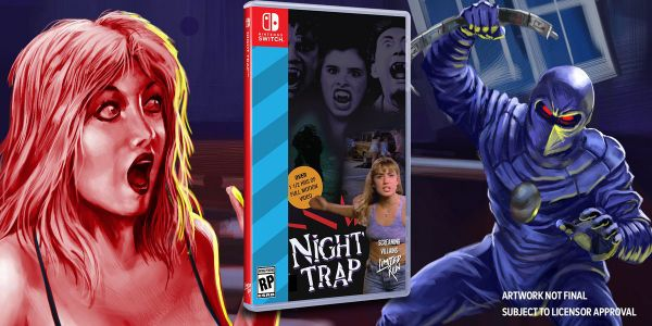 Night Trap To Switch Despite Nintendo Saying It would Never Come To Its Consoles 25 Years Ago