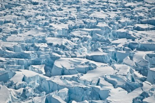 Antarctica is losing ice at an increasingly rapid rate