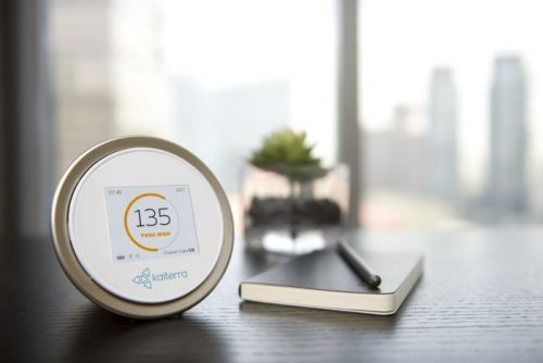 Lazer Egg 2+ review: This all-in-one air quality monitor tracks a pair of indoor pollutants