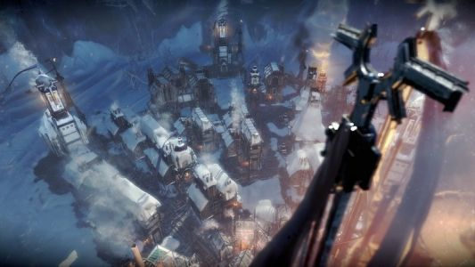 Latest Frostpunk update on PC adds challenging 'Survivor Mode'