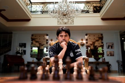 A young chess grandmaster leads the game of kings to a glorious future on Twitch