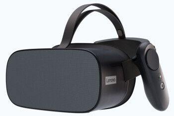 Lenovo announces the all-in-one Mirage VR S3 headset