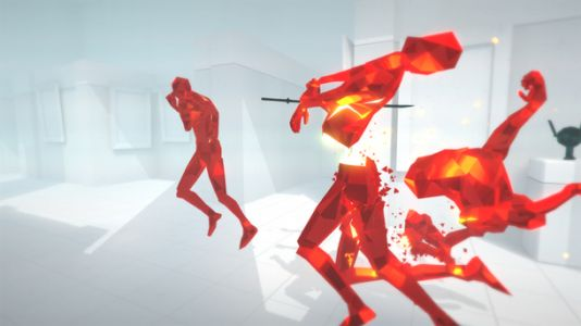 Superhot Leads March's Games With Gold