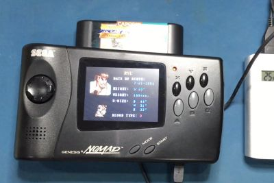Sega Nomad was the Nintendo Switch of 1995 - and now a modder has given it USB power
