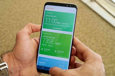 Samsung Galaxy S8 updates coming in response to red-tinted screens, Wi-Fi bug