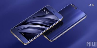 Xiaomi Mi 6 is Now Official, Features Snapdragon 835 Processor, Dual Camera With Optical Zoom; Price Starts at $360