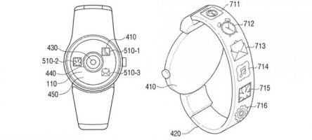 Samsung patents smartwatch with a zoom-lens camera