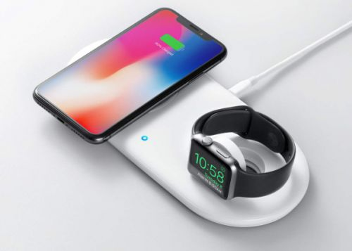 The new Anker PowerWave+ Pad wirelessly charges your iPhone and Apple Watch at the same time