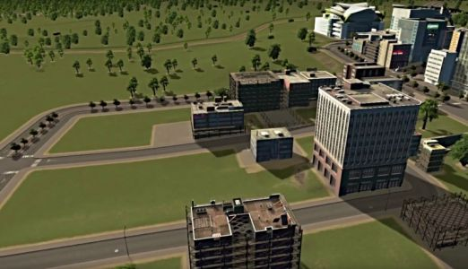 Cities: Skylines Available Now For Nintendo Switch