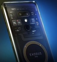 HTC's Blockchain-Based Exodus Phone Now Up for Preorder