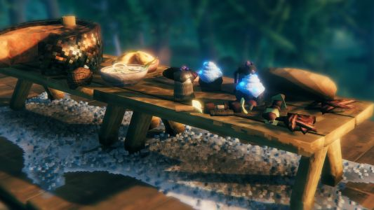 Valheim reveals new building items, recipes, and a release window for Hearth & Home