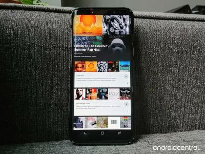 Google Play Music becomes the default music app on Samsung phones and tablets