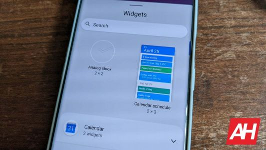 Android 12 DP3 Brings A Search Bar To The Widget Picker