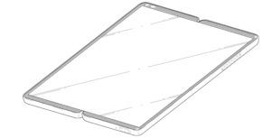 LG patent shows off two foldable phone concepts
