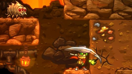 The Original SteamWorld Dig Burrows Into Switch Next Month