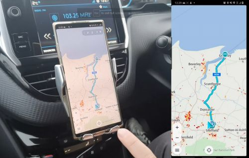 TomTom AmiGO is now on Android Auto as New Navigation Tool: Could This Be a Waze Alternative?