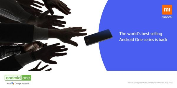 Xiaomi Mi A3 officially teased, to offer better value than the Mi A2