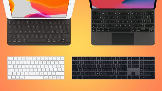 Apple keyboards: The best Smart and Magic keyboard deals for iPad and Mac