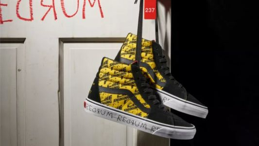 Vans Reveals Line of Horror Movie Themed Shoes For THE SHINING, IT, GREMLINS, A NIGHTMARE BEFORE CHRISTMAS and More