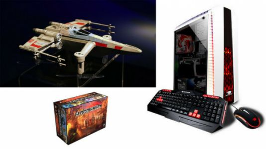 Daily Geek Deals: $150 off Star Wars X-Wing Quadcopter Drone, Gloomhaven Board Game for $140 and More