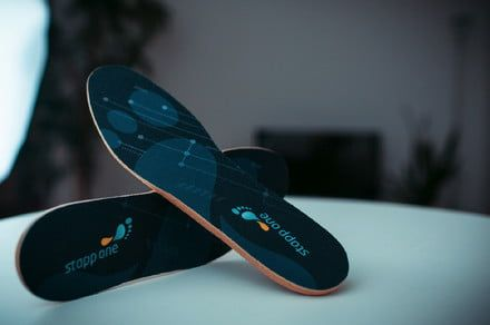 Have back pain? Check out these step-tracking, posture-correcting insoles