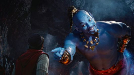 'Aladdin' Flies High Over Holiday Weekend