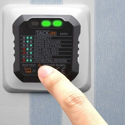 Let this $5 outlet tester help you diagnose electrical problems in your house