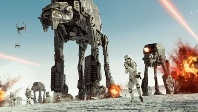 Star Wars Battlefront II is free at Epic Games Store