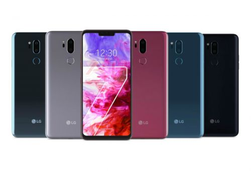 LG's G7 packs a dedicated Google Assistant button