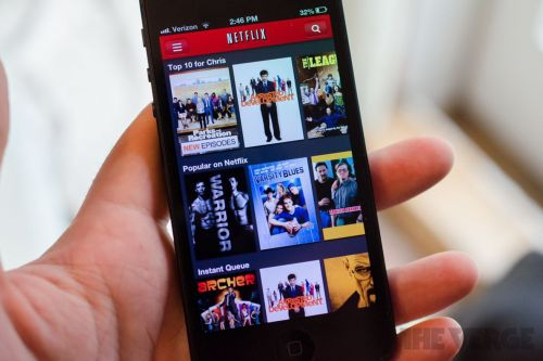 Netflix is testing cheaper mobile-only subscription tiers