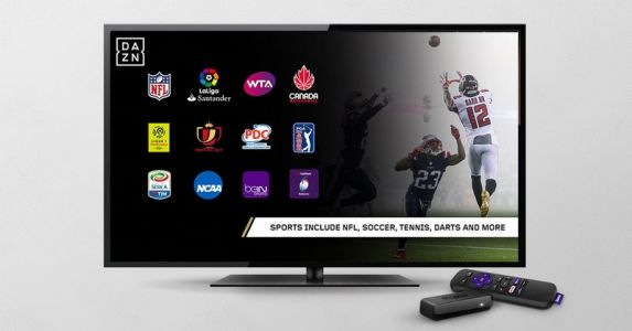 Sports streaming service DAZN launches Roku TV app in Canada