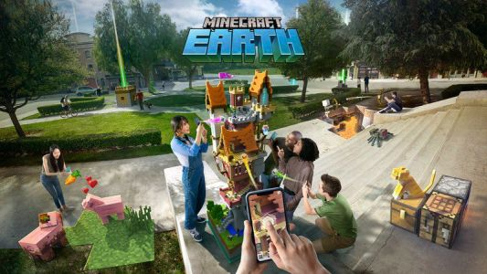 'Minecraft Earth' revealed: A look at Microsoft's ambitious AR mobile game