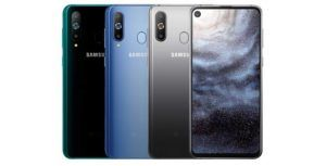 Samsung officially reveals Galaxy A8s with 'Infinity-O' display