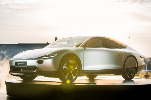 Lightyear One debuts as the first long-range solar-powered electric car