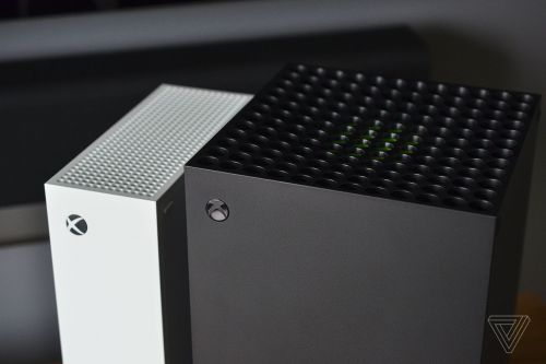 Xbox Series X and S restocks available at the Microsoft Store