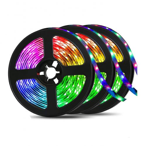 Light Your Game Room For Less With This Deal Of The Day On LED Light Strips